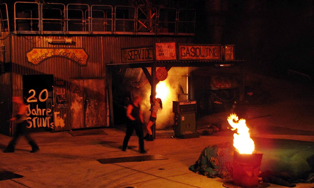 Stuntshow Teil 2.1
