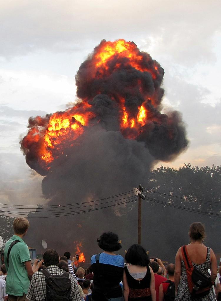 The Big Bang Feuer