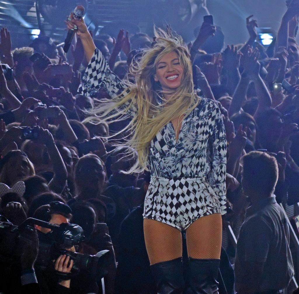 Beyoncé Köln