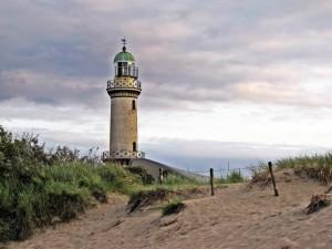 30 Meter hoher Leuchtturm
